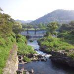 平水の柊野ダム