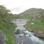 柊野ダムの水量