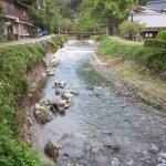 賀茂川の水量